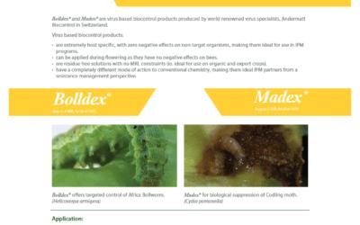Inteligro Crop Guideline, Pome Fruit 2019