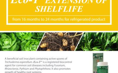 Eco-T – Extension of Shelflife