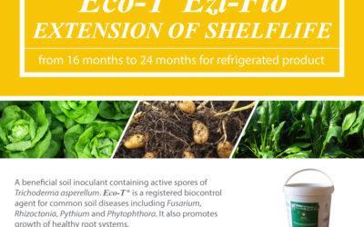 Eco-T – Ezi-Flo Extension of Shelflife